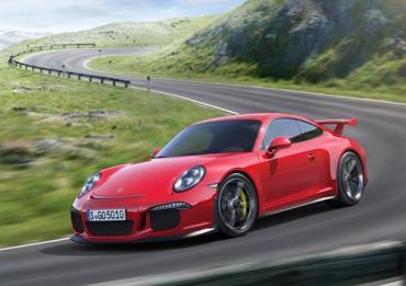 Porsche 911 GT3 debuts in its fifth generation at Geneva