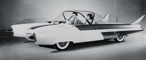 Coffee and a Concept – 1954 Ford FX-Atmos