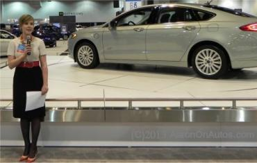 Exclusive: 2013 Ford Fusion at the Denver Auto Show