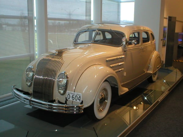 The Chrysler Airflow