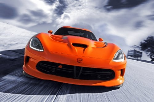 2014 Dodge SRT Viper TA coming this Fall