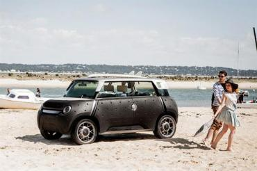 Toyota ME.WE concept is a Mini FJ eco-mashup