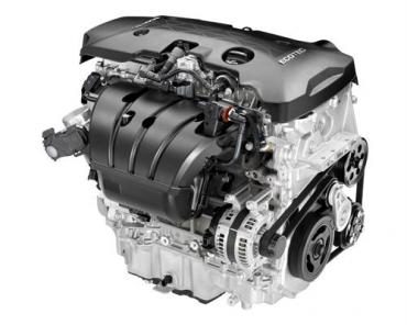 How the new Ecotec engine in the 2014 Chevrolet Impala got quieter, more efficient