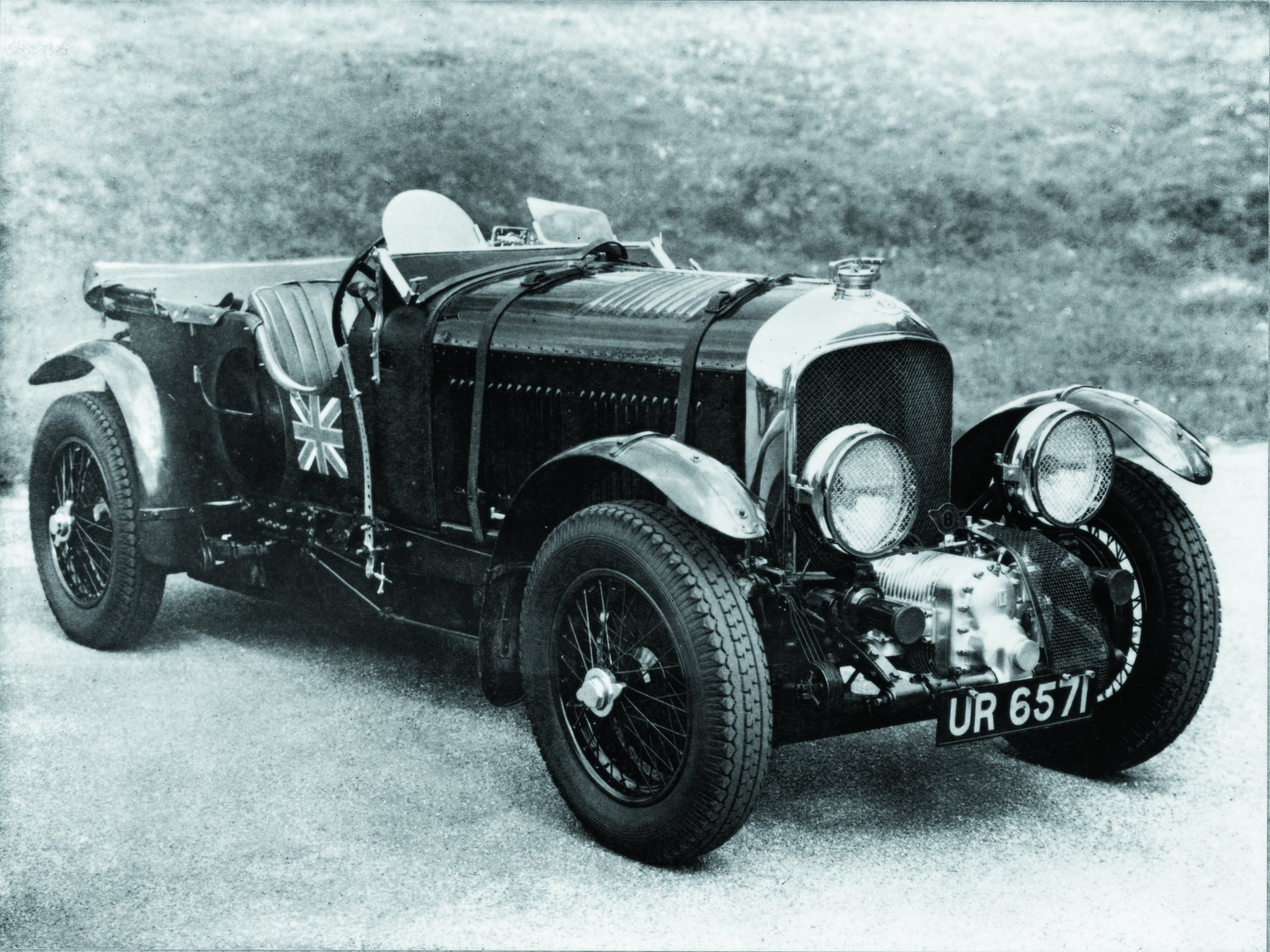 Bentley resurrects two classic Blowers for the Mille Miglia