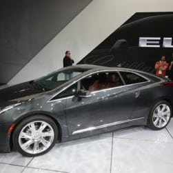 2014 Cadillac ELR – the Volt goes upscale