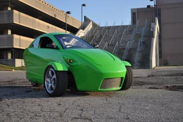 Elio Motors unveils 84 MPG 3-wheeler, but can they deliver?