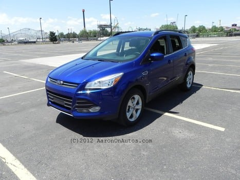 2013 Ford Escape EcoBoost may be Cheyenne's sportiest utility option – Cheyenne Auto Review | Examiner.com