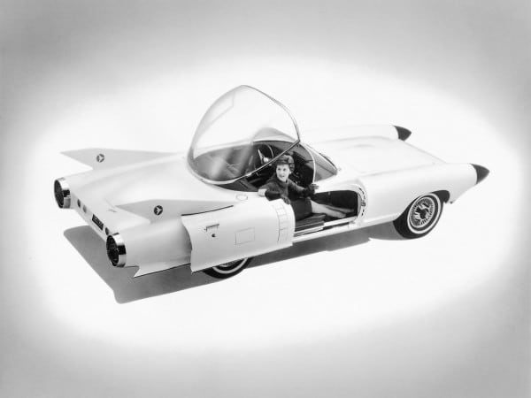 Coffee and a Concept – 1959 Cadillac Cyclone