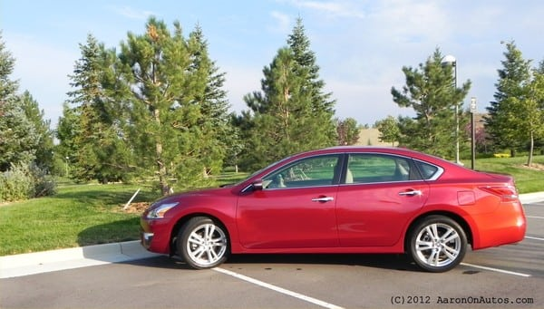 2013 Nissan Altima brings high class to our high altitude – Cheyenne Auto Review | Examiner.com
