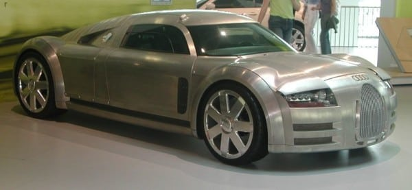 Coffee and a Concept – 2000 Audi Rosemeyer