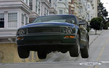 Is the Ford Mustang the most prolific movie car ever?