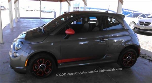 2013 Fiat 500e first impression – CarNewsCafe.com