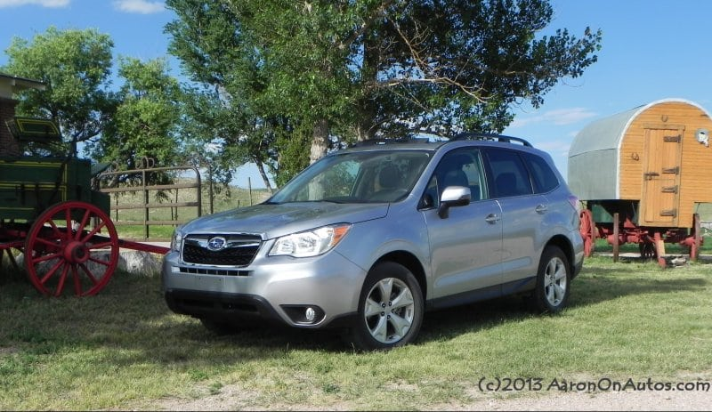 2014 Subaru Forester photo gallery