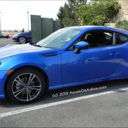 2013 Subaru BRZ Premium – a fun, efficient sports coupe