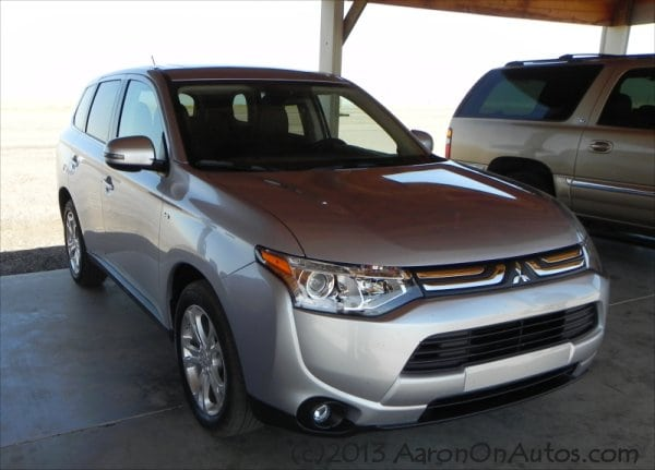 Will a top safety rating make the 2014 Mitsubishi Outlander a contender?