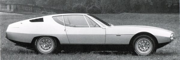 Coffee and a Concept – 1967 Jaguar Pirana by Bertone | CarNewsCafe.comCarNewsCafe.com