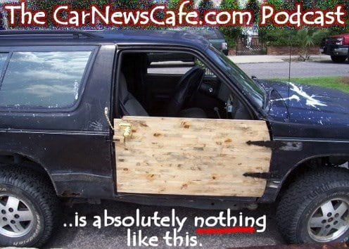 CarNewsCafe Podcast 9 – Ford Fusion Energi, why dealerships suck, and questioning Aaron's sexuality