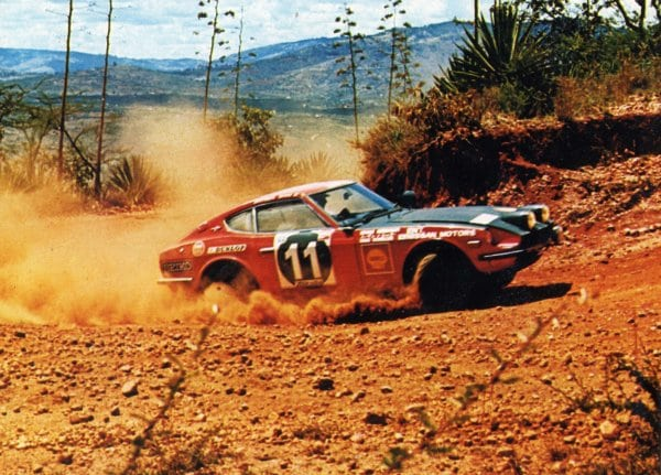 Nissan Restoration Club to bring back the legendary Safari Rally Z
