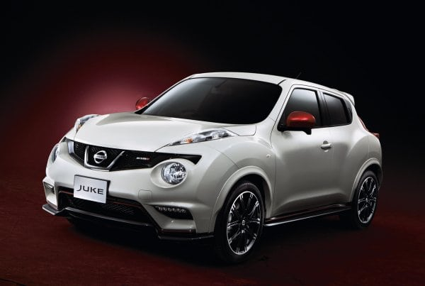 Juke NISMO sales leading overall NISMO awesomeness