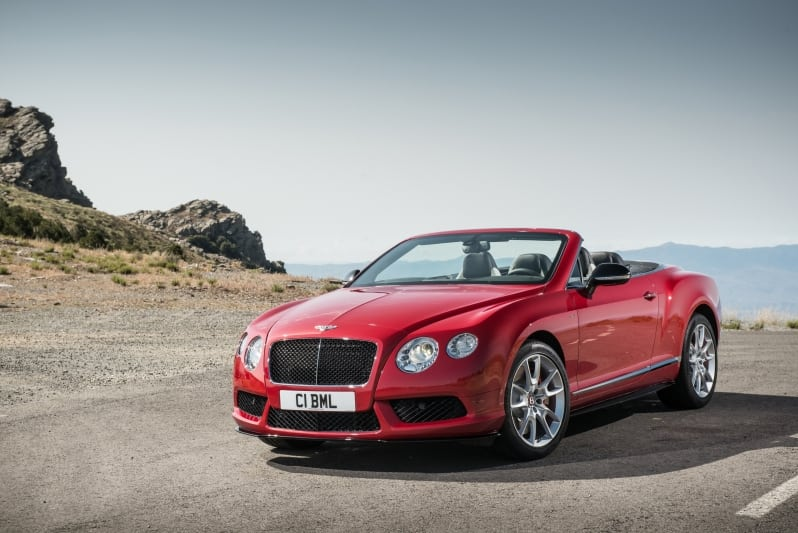 Podcast Quick Sip – Bentley Continental GT V8 S coupe and convertible models