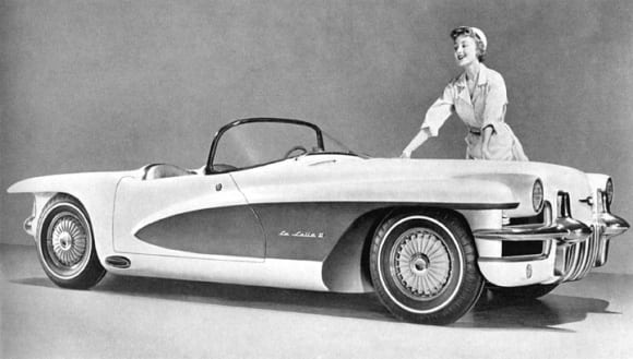 Coffee and a Concept – 1955 Cadillac LaSalle II