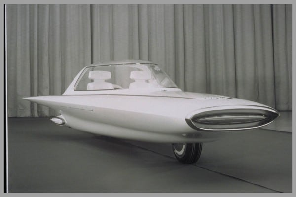 Coffee and a Concept – 1961 Ford Gyron