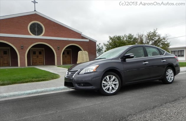 The 2013 Nissan Sentra SL Is The Ultimate Bread-And-Butter Car – Guys Gab