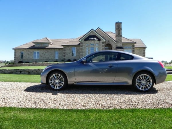 2014 Infiniti Q60 Coupe Review