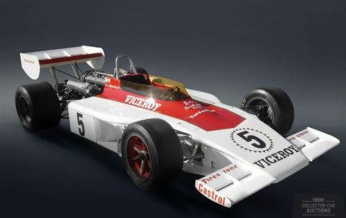 Legends of Motorsports collection of historic racing machines going to auction