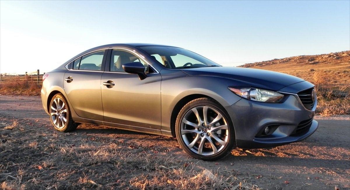 2014 Mazda6 is the smart kind of beautiful