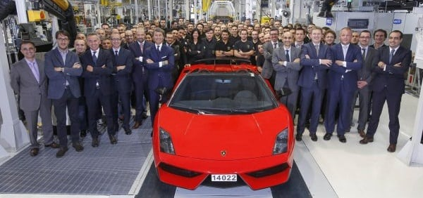 Last Lamborghini Gallardo leaves the production line, marking an end to the most popular bull ever | Torque News