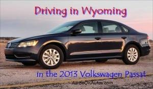 DIW - 2013 VW Passat