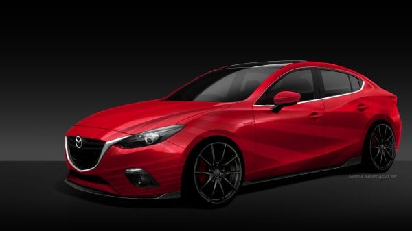 Mazda concepts wow SEMA audiences with a blend of heritage and contemporary design