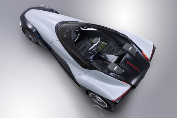 Nissan has unveiled a new BladeGlider concept at the Tokyo Motor Show but we have to ask one question