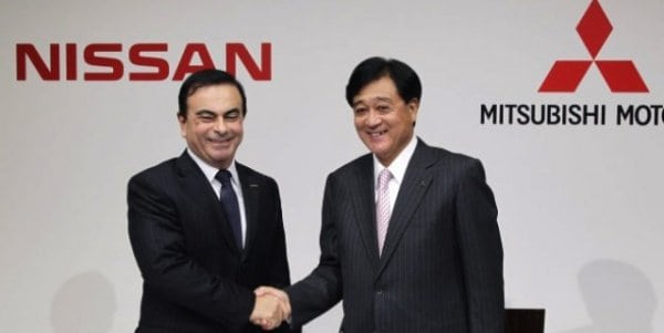 Nissan-Renault-Mitsubishi cooperation plans continue, could mean new car