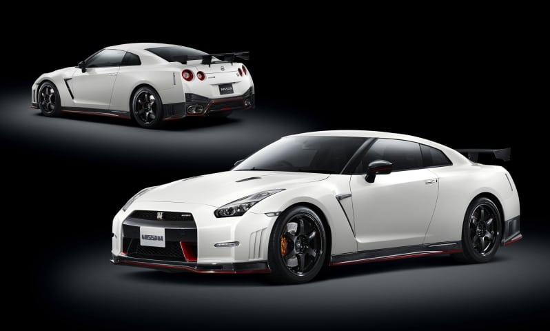 2015 Nissan GT-R NISMO roars into LA Auto Show