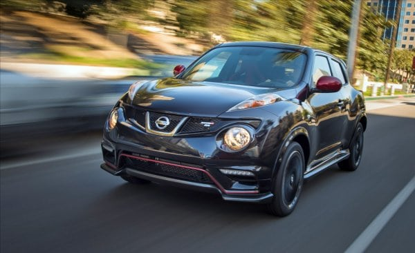 2014 Juke NISMO RS unveiled in LA, our predictions were close