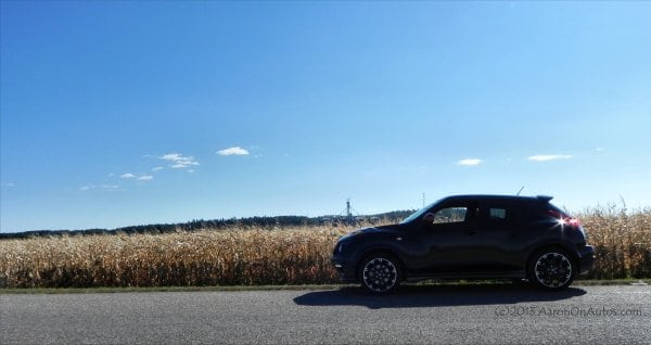 FWD vs AWD in the Nissan Juke