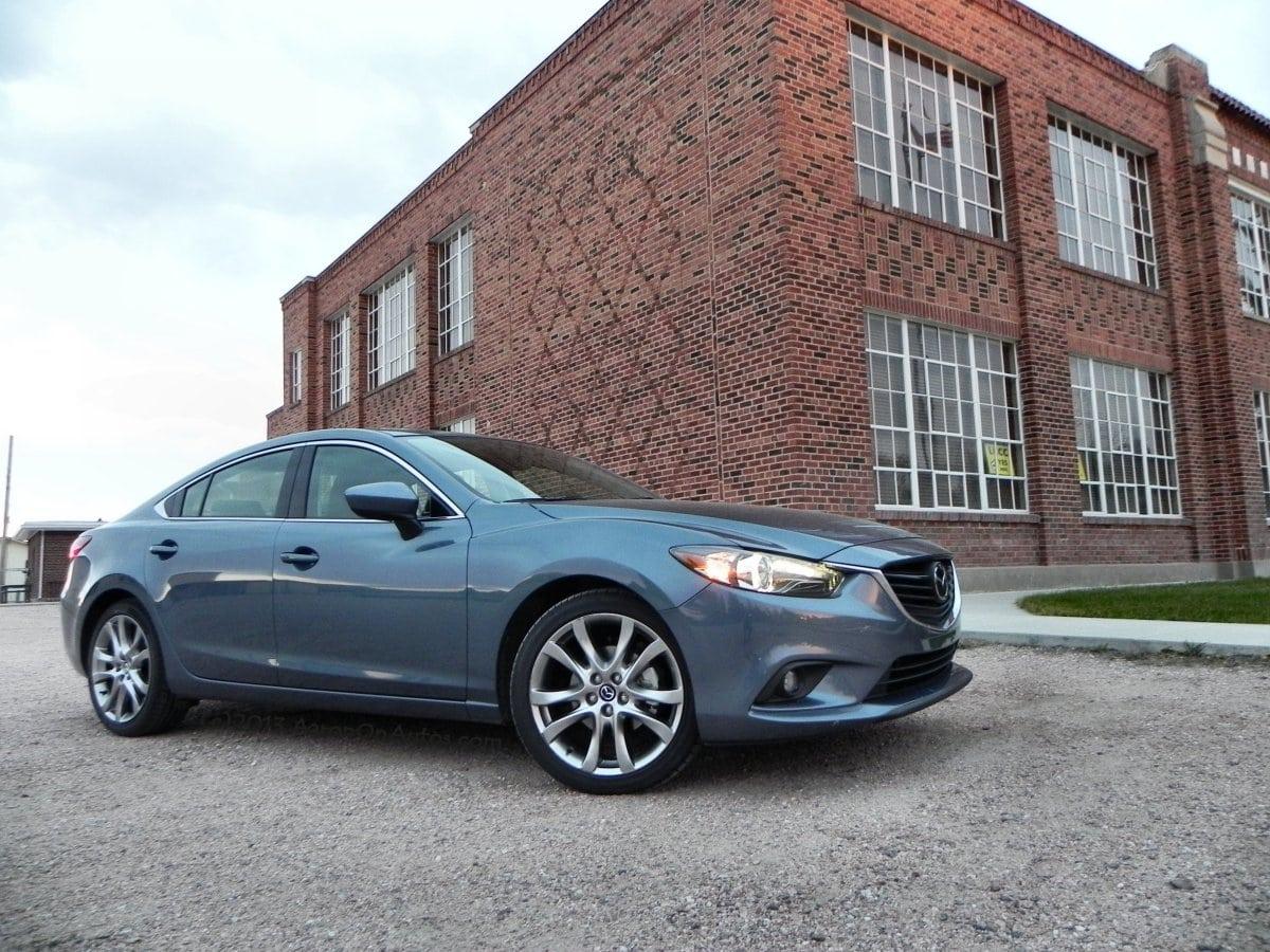 2014 Mazda Mazda6 – the 40mpg midsized sports sedan