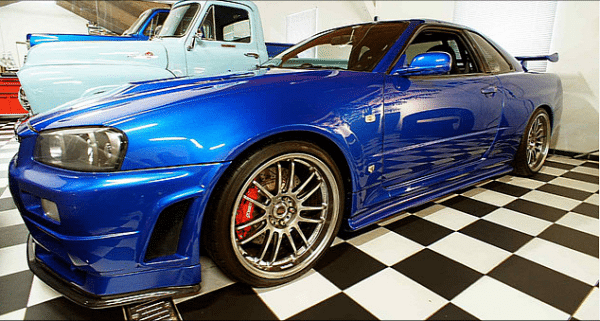 Paul Walker's Fast & Furious Nissan Skyline GT-R R34 up for sale – is it a hoax?