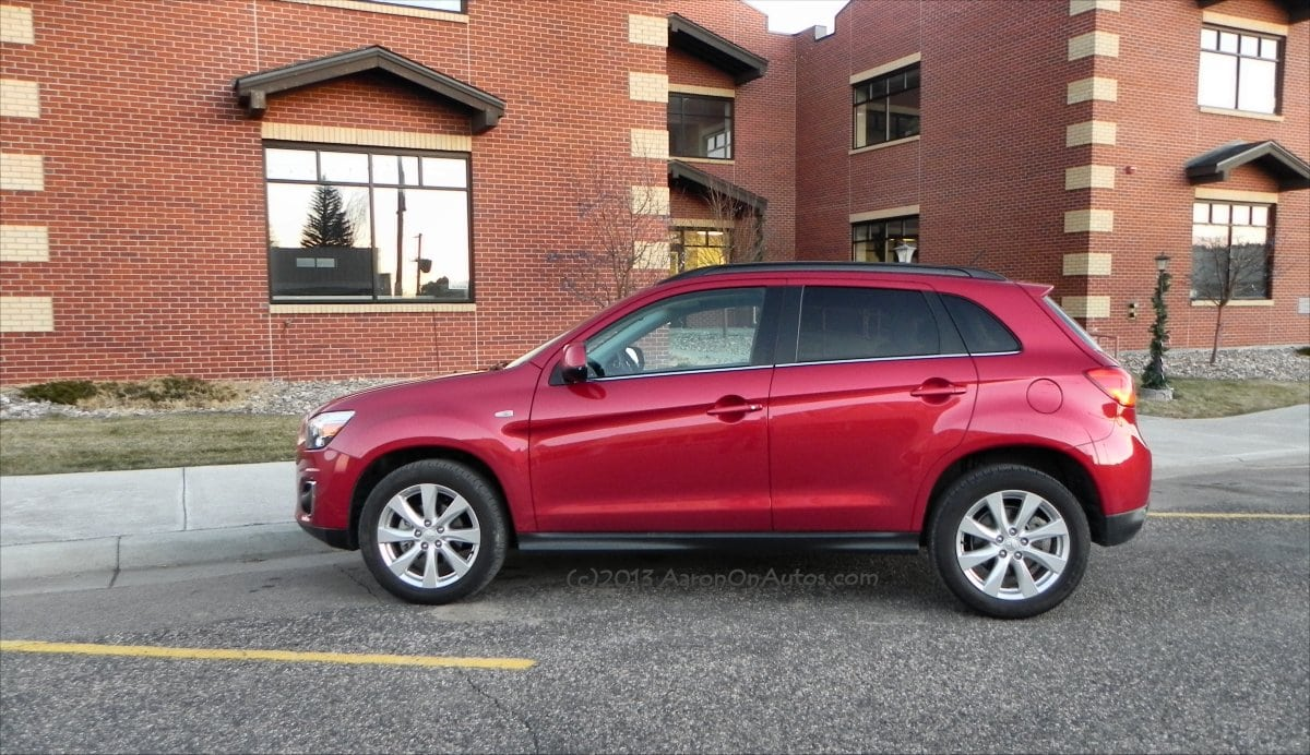 2013 Mitsubishi Outlander Sport – all things are subjective