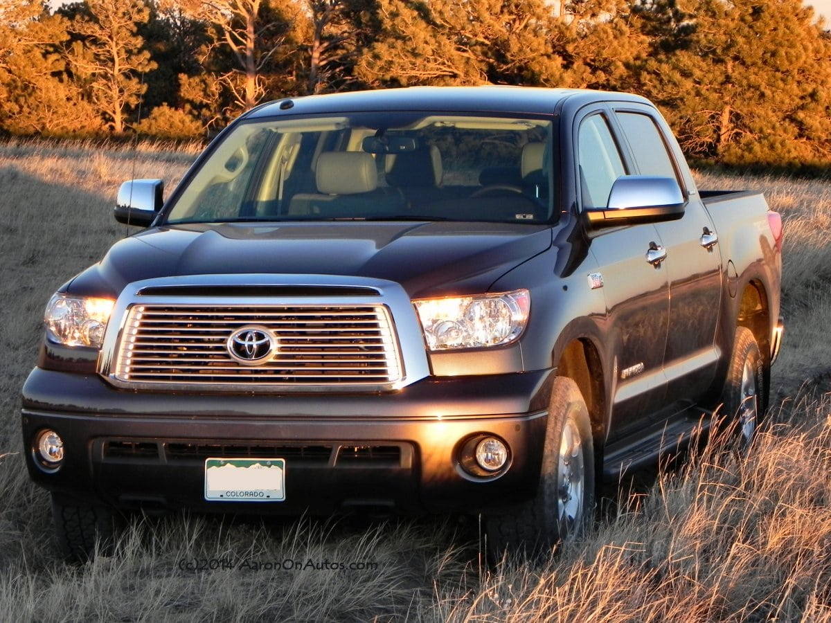 2013 Toyota Tundra Limited TRD photo gallery