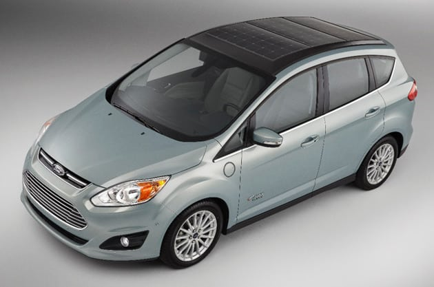Ford C-MAX Solar Energi Concept Is More Than Just A Car With Solar Panels – Guys Gab