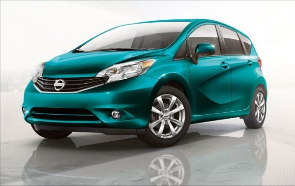 Buying a 2014 Nissan Versa Note on Amazon.com makes for an interesting delivery [video] – Torque News