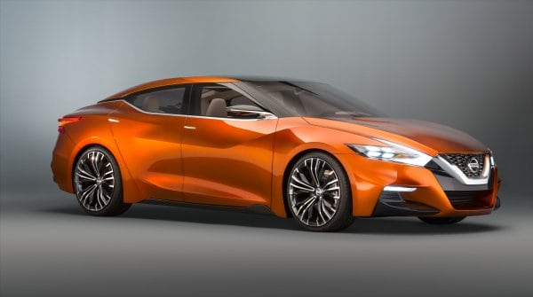 Nissan Sport Sedan Concept – well, we were close. Kinda