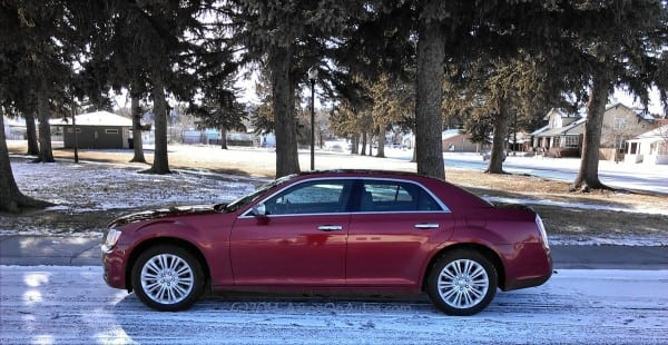 2014 Chrysler 300C AWD – last of the big American cars