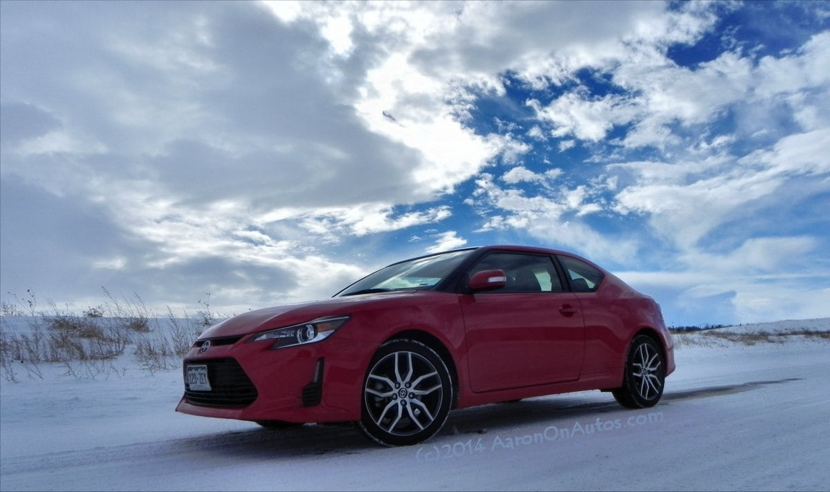 2014 Scion tC photo gallery