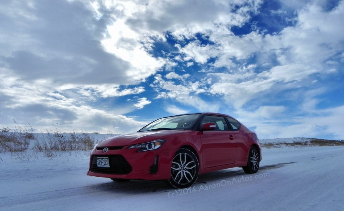 2014 Scion tC – efficiency gives way to fun