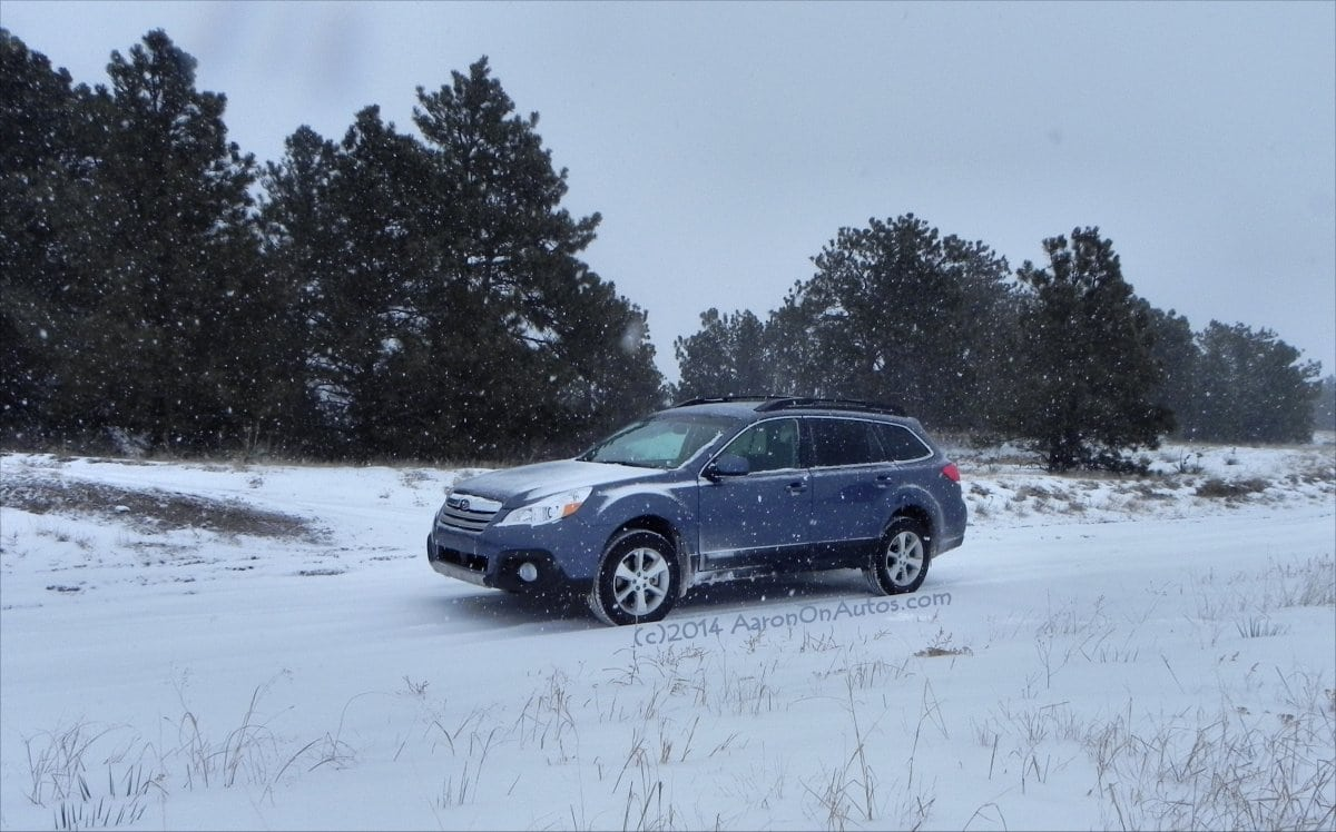 2014 Subaru Outback gallery