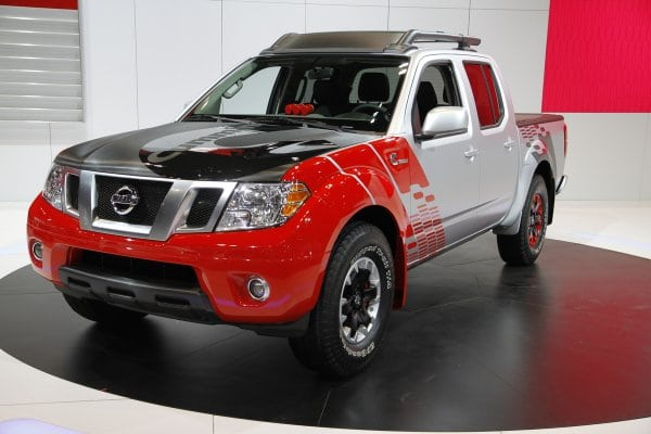 Who would buy a Nissan Frontier Diesel?